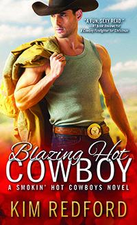 CVR Blazing Hot Cowboy_ Kim Redford
