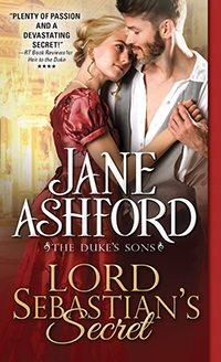 CVR Lord Sebastian's Secret_ Jane Ashford