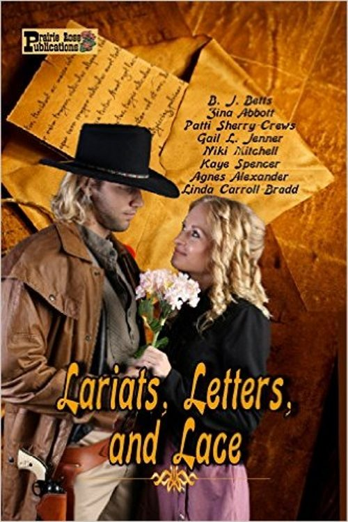 Lariats Letters and Lace Valentine's Day Anthology.