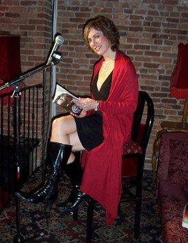 Allie Author Photo