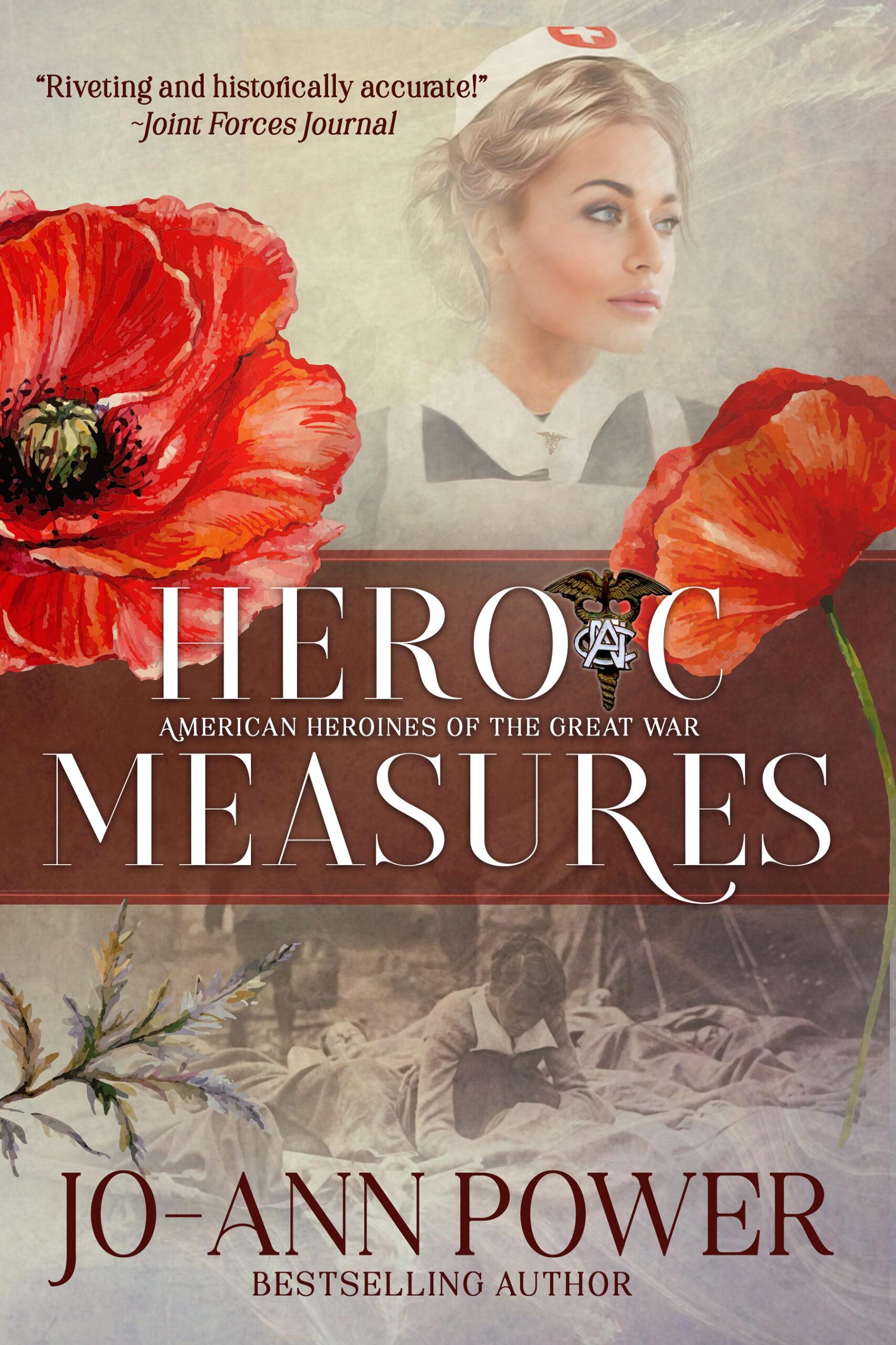 HEROIC MEASURES by Jo-Ann Power hi res