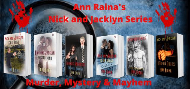 Banner Ann Raina's Nick and Jacklyn Series